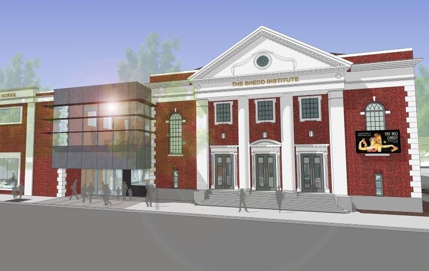 The John G. Shedd Institute