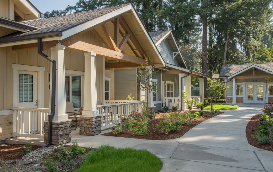 The Cottages at Greer Gardens II