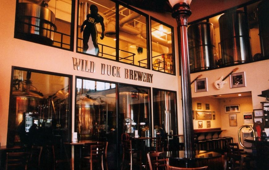 Wild Duck Brewery