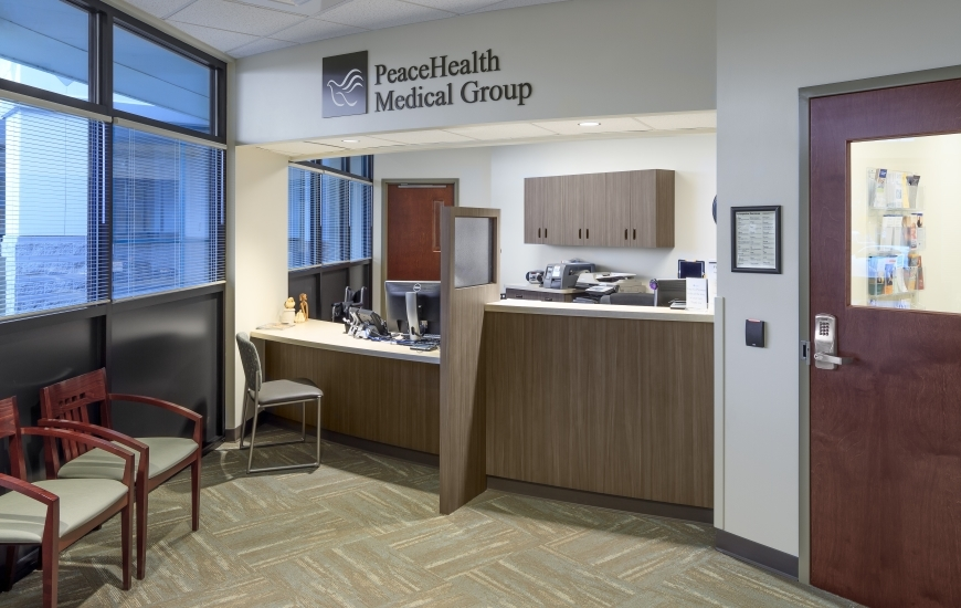 PeaceHealth Creswell Clinic