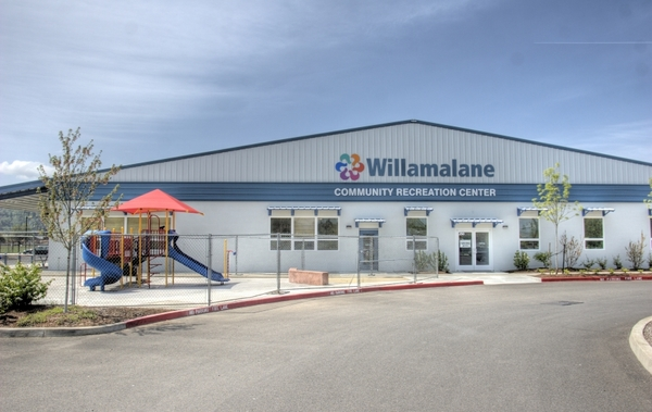 Image Willamalane Center for Sports & Recreation