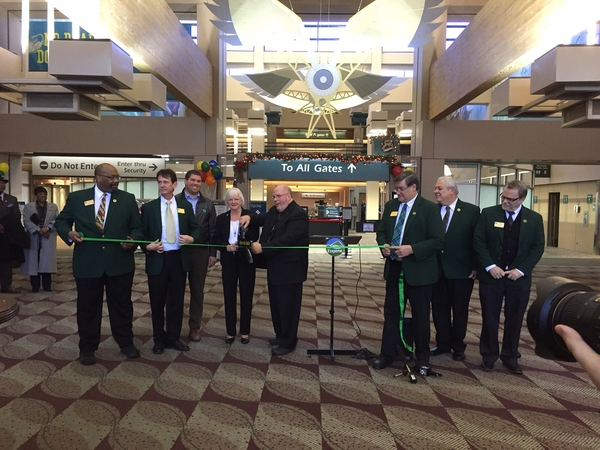 Essex Completes Eugene Airport Terminal Expansion Project image