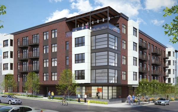 Image Sellwood Bridgehead Apartments