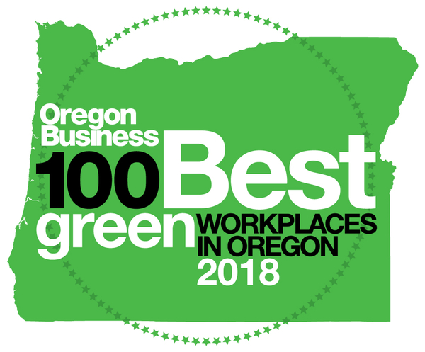 Image 2018 100 Best Green Workplaces in Oregon