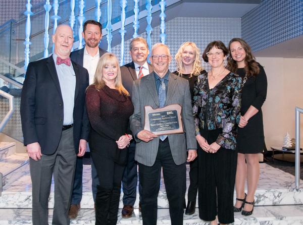 Image Essex wins Community Applause Award