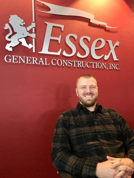 Image Dan Skotte Essex's New Senior Project Manager
