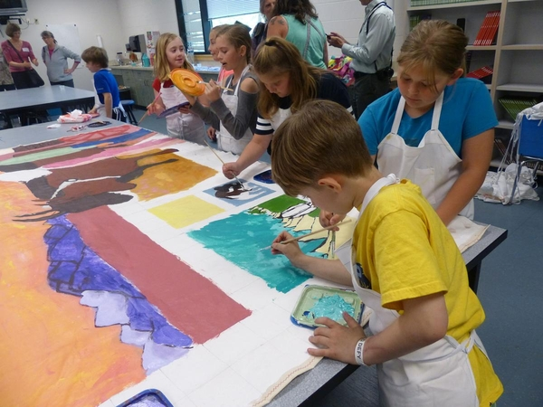 Essex partners with local agency to provide arts education image
