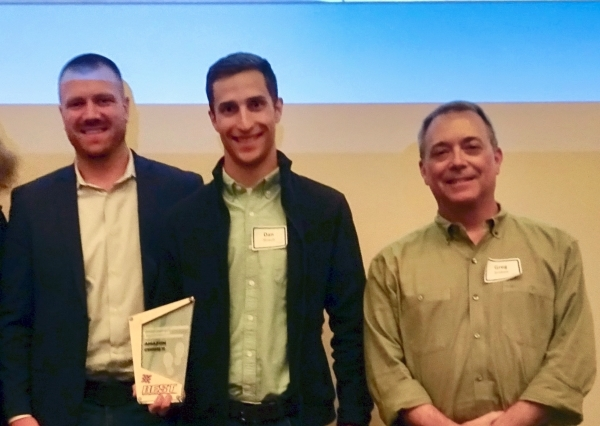 Image BESTie awards go to Amazon Corner, PeaceHealth Rides and Mill Race Path project