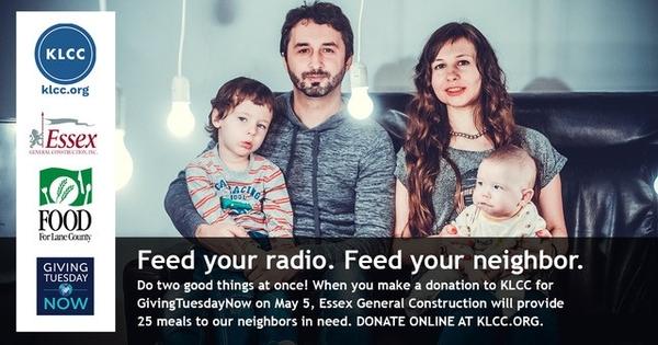Image Feed your radio Feed your neighbor