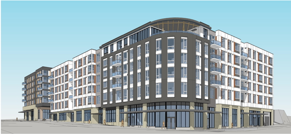 Image Six-Story Building Approved for Tigard Triangle