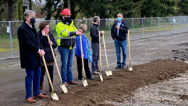 Image Developmental Disability Services Groundbreaking