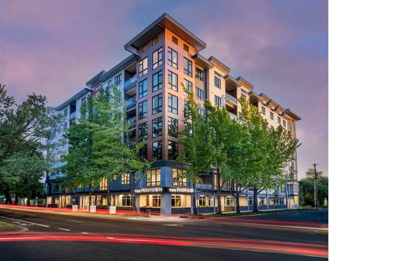 Image Mixed-Use Marvel Graces Midtown Eugene