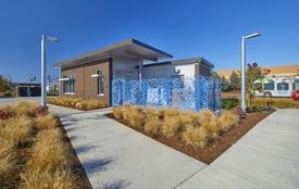 Image West Eugene EmX Driver Building