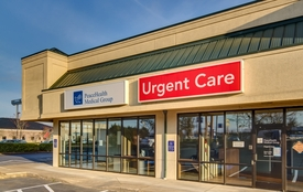 Image PeaceHealth Urgent Care
